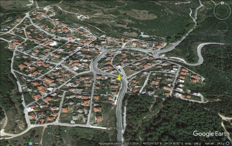 (For Sale) Land Plot || Kavala/Eleftheroupoli - 931 Sq.m, 70.000€