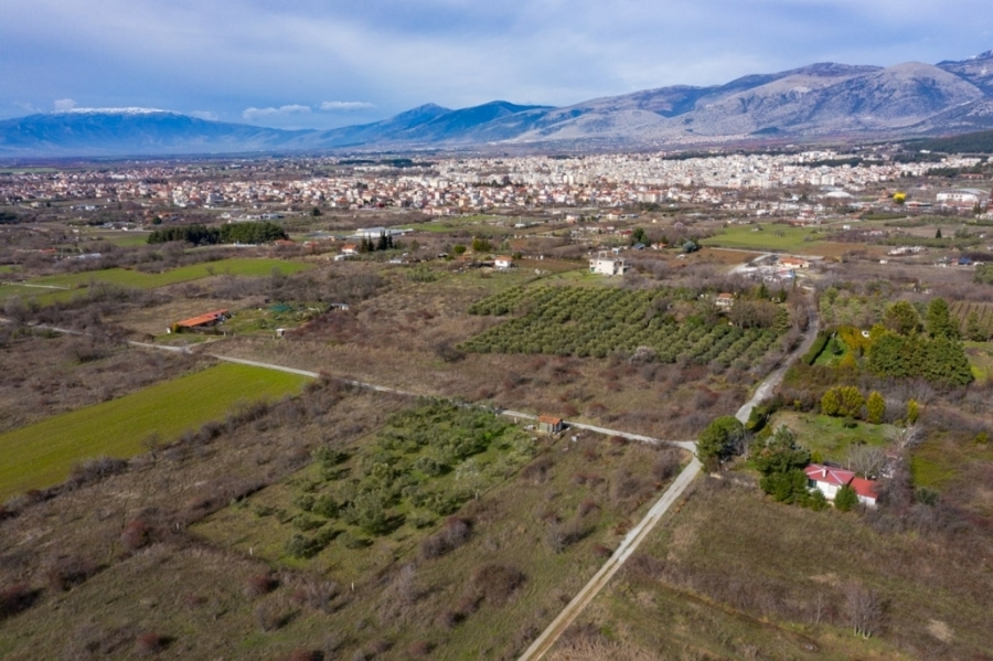(For Sale) Land Agricultural Land  || Drama/Drama - 2.812 Sq.m, 28.000€