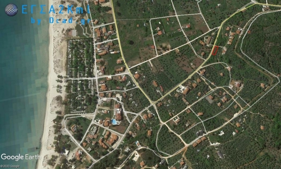 (For Sale) Land Plot || Kavala/Thasos - 420 Sq.m, 110.000€