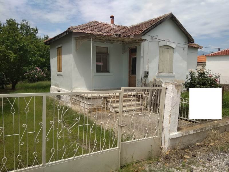 (For Sale) Residential Detached house || Serres/Irakleia - 70 Sq.m, 2 Bedrooms, 35.000€