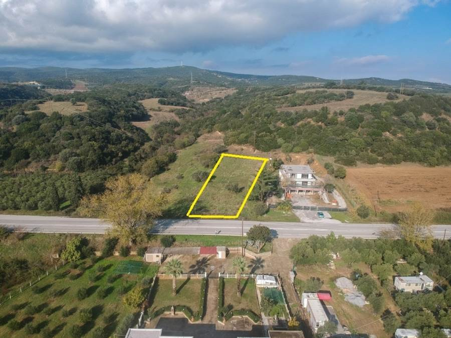 (For Sale) Land Agricultural Land  || Serres/Amfipoli - 2.800 Sq.m, 65.000€