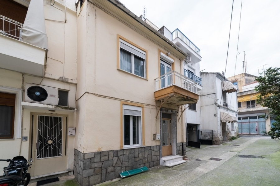 (For Sale) Residential Detached house || Kavala/Kavala - 110 Sq.m, 4 Bedrooms, 55.000€