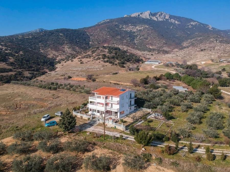 (For Sale) Residential Detached house || Kavala/Chrysoupoli - 388 Sq.m, 7 Bedrooms, 220.000€