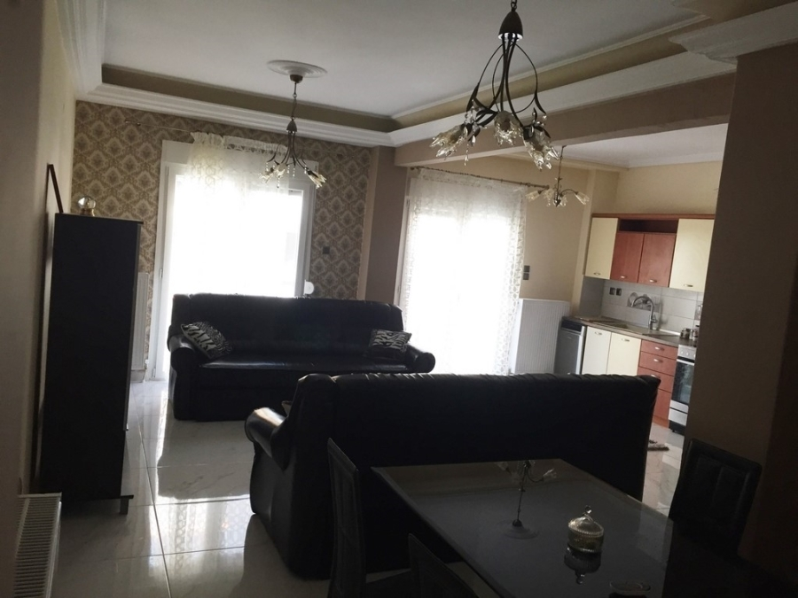 (For Rent) Residential Apartment || Serres/Serres - 95 Sq.m, 2 Bedrooms, 460€