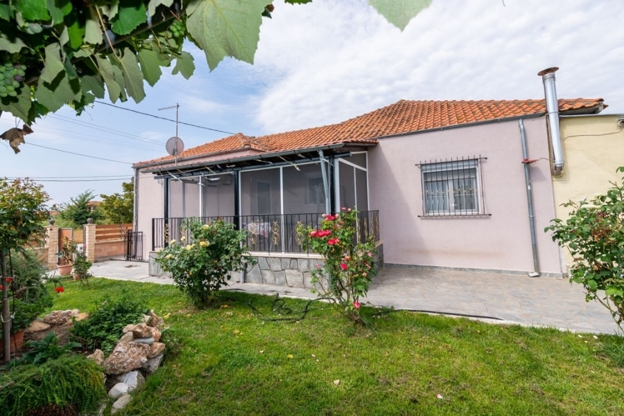 (For Sale) Residential Detached house || Kavala/Keramoti - 99 Sq.m, 3 Bedrooms, 105.000€