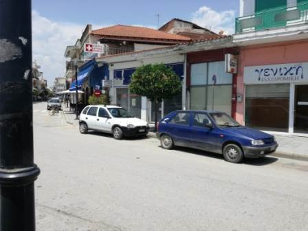 (For Rent) Commercial Retail Shop || Kavala/Chrysoupoli - 37 Sq.m, 200€